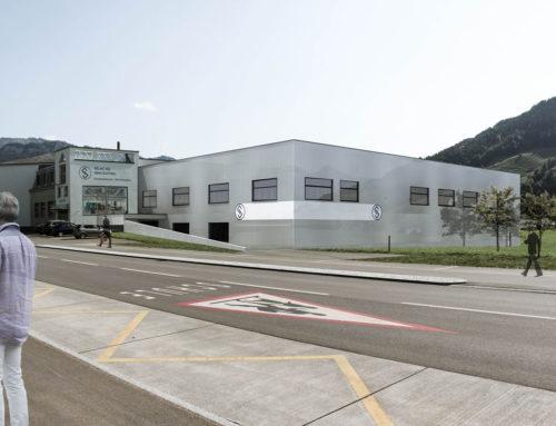 Silac AG – Baubewilligung erhalten!